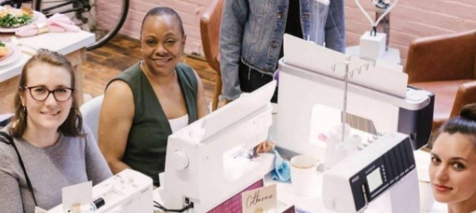 PFAFF sewing ladies 2019