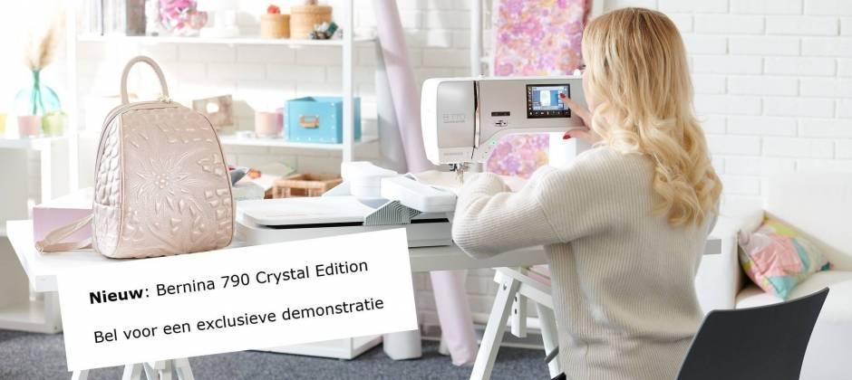 Nieuw Bernina Crystal Edition