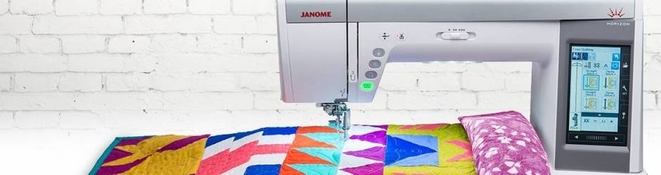 Janome MC 9400 QCP